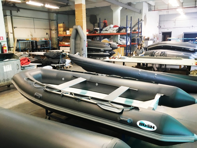 Rigid Inflatable Boats | Bush Boats
